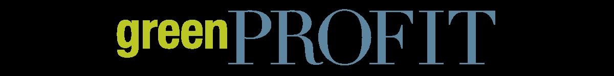 Image result for logo for greenprofit magazine
